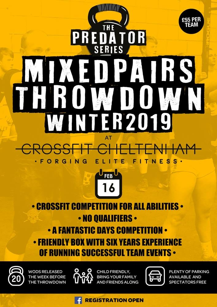 crossfit pairs competition