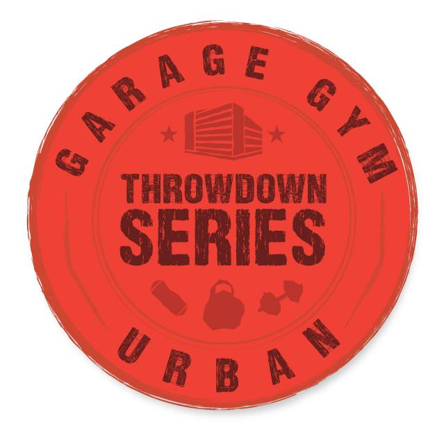 Relentless boot camp presents garage gym throwdown